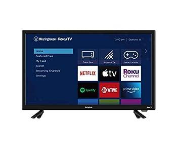 Westinghouse WR24HX2200 24 inch Class LED Full HD Smart Roku TV  Renewed