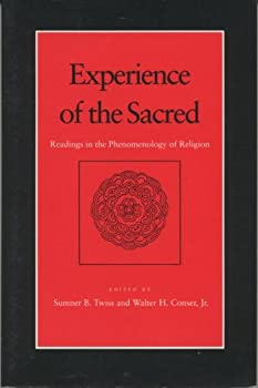 Paperback Experience of the Sacred: Readings in the Phenomenology of Religion Book