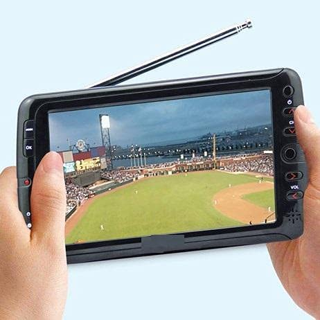 Popular shop is the lowest price challenge Esunagari Stores 7-Inch Portable Widescreen TV and Removable LCD Recommended
