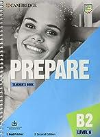 Prepare Level 6 Teacher's Book with Downloadable Resource Pack (Cambridge English Prepare!)