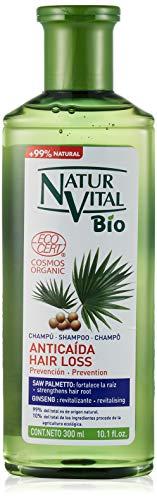 NaturVital Champú Bio Anticaída 300 ml