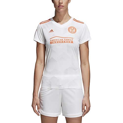 adidas Atlanta United FC Women's Replica Jersey White (Medium)