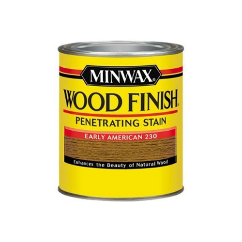 Minwax Wood Finish Penetrating Stain, Early American