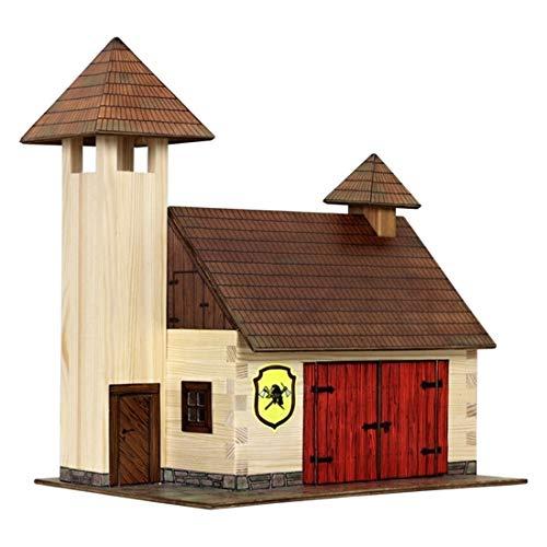 Walachia Feuerwehrpark Kits aus Holz (128)