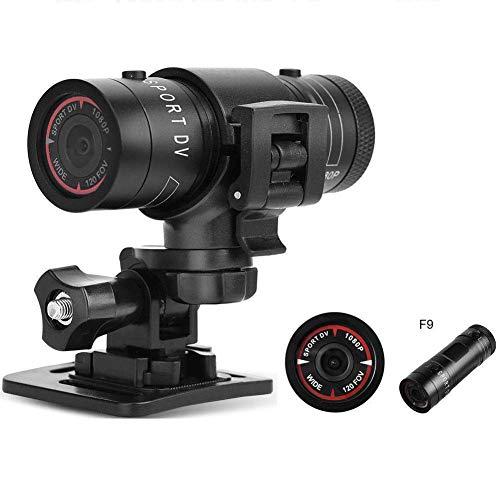 AUTOMATE Sportkamera HD 1080P 30fps 8MP 170A+ Weitwinkelobjektiv DVR Helm Action Kamera Camcorder Auto DVR PC Webcam Wasserdicht Outdoor Bike Helm Arm Jagd