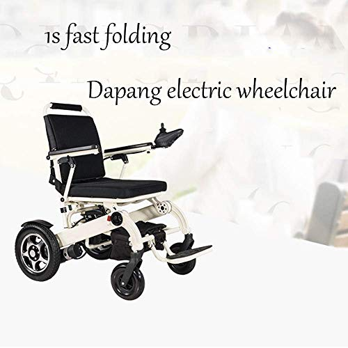 Lsmaa elektrische rolstoel Folding lichtgewicht