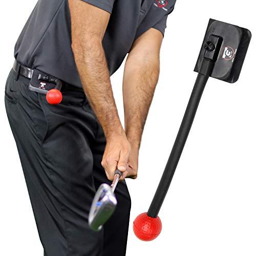 TOTAL GOLF trainer Hip - TGT Hip - Aiuti da golf - Fissare la postura e la rotazione dell'anca per fornire un colpo costante della palla