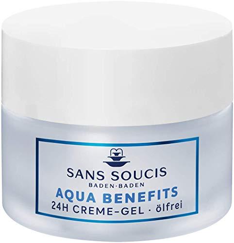 Sans Soucis Aqua Benefits - 24h Creme-Gel - 50 ml