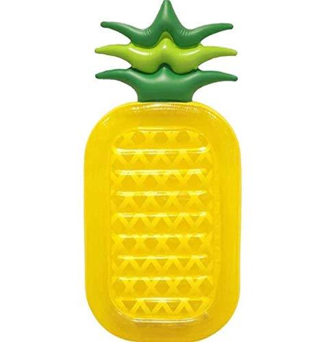 NAWA Materassino galleggiante gonfiabile per piscina, formato ananas