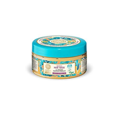 Natura Siberica Mascarilla para Cabello Normal o Cabello Seco, Hidratación Profunda - 300 ml