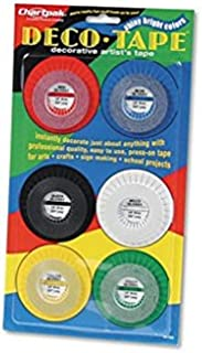 Chartpak Deco Bright Decorative Tape, 1/8