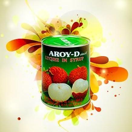 ライチ 缶詰 565gX3缶セット (業務用 AROY-D タイ 南国 果物)(保存食 備蓄用にも)