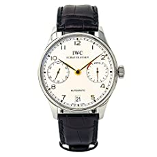Image of Certified Pre Owned IWC. Brand catalog list of IWC.