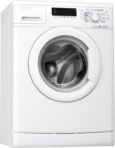 Bauknecht WA PLUS 634 Waschmaschine Frontlader / A+++ / 4 Jahre Herstellergarantie / 1400 UpM / 6 kg / Startzeitvorwahl / 15 Minuten Programm / Farbprogramme