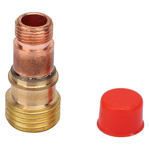 17GL TIG lente de gas 2.4mm 3/32 WP-18 piezas de la antorcha de soldadura para Copa de vidrio