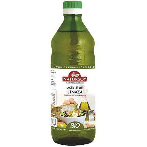Natursoy Aceite De Linaza 500 Ml Envase De 500 Ml Natursoy 400 g