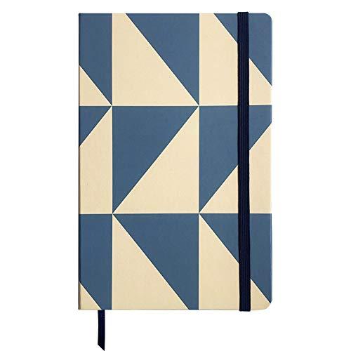 Caderneta 13x20 Bandeirolas - Pontilhada - Guio Art - Bullet Journal | Caderno pontilhado