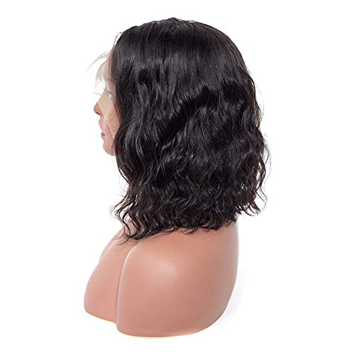 ALI-BFF-Lace-Front-Wigs-Brazilian-Virgin-Human-Hair-Wigs-for-Black-Women-13×4-Lace-Part-150-Density-Jet-Black-Color-Pre-Plucked-with-Baby-Hair