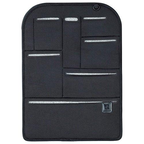 リヒトラブ ALTNA キャリングプレート バッグインバッグ リュック用 ブラック A7743-24