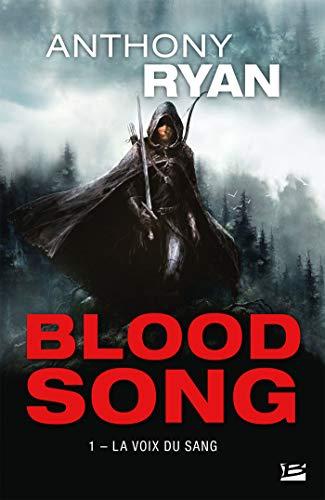 La Voix du sang: Blood Song, T1 (French Edition) eBook: Ryan, Anthony, Dain, Maxime le: Amazon.es: Tienda Kindle