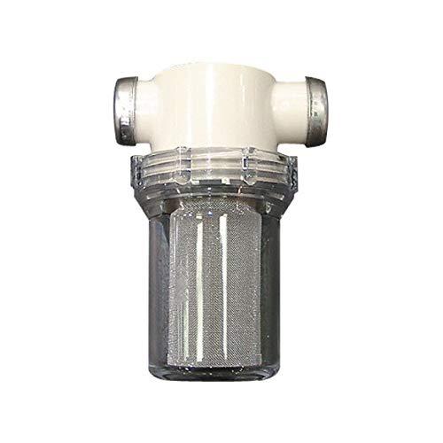 Unbekannt Lilie SHURflo-Schmutzfilter für Wasserpumpe Wohnmobil Filter Ansaugleitung Pumpe Camping Caravan
