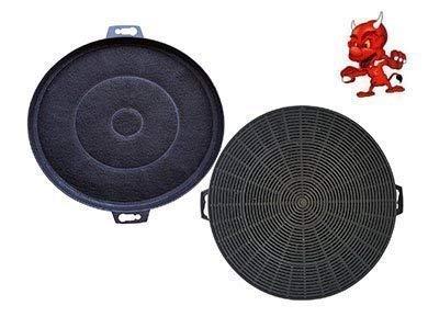 Filtre à charbon actif Filtre Filtre à charbon pour hotte Hotte Bosch dke635a06, dke635aau01, dke635aau02