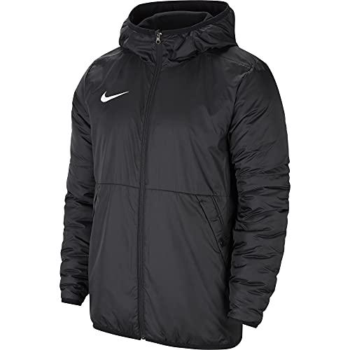 Nike Herren Team Park 20 Winter Jacket Trainingsjacke, Black/White, L