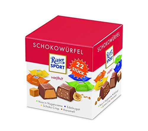 Ritter Sport Schokowürfel Vielfalt, 176 g