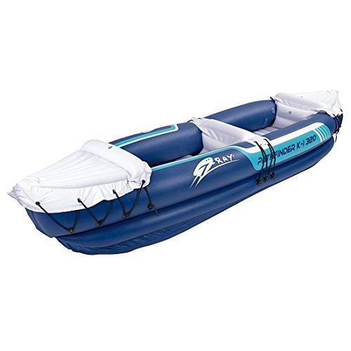 Jilong Kajak K-I Pathfinder - Kayak Hinchable, Talla única