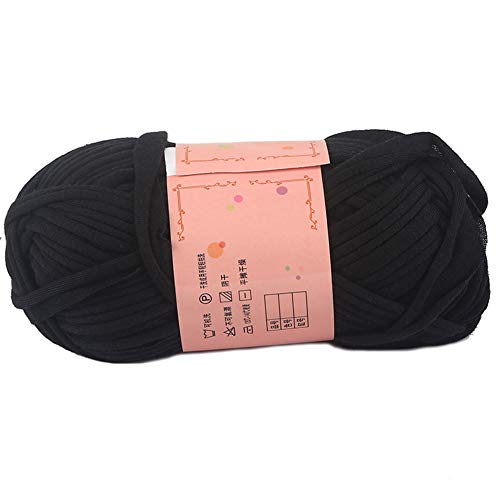 Meshin 30/60 Yards Elastic Cord/Tie Garden Sewing Crafts100% Recycled for Garden Knitting Crocheting