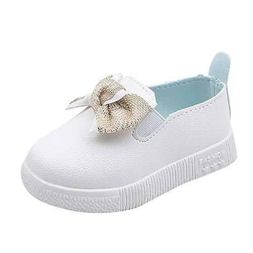 Berimaterry Zapatillas Niño, Zapatos Zapatillas para Bebés Zapatos de bebé Zapatillas de Deporte Transpirables Antideslizante para Niña Niño Nacidos Calzado Bebe con Suela Blanda Bebes Recien