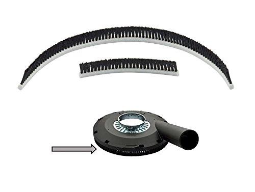 TRONGAARD Ersatz- Bürstenkranz passend für Bosch Absaughaube 2 605 510 224 / 2605510224
