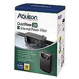 Aqueon QuietFlow E Internal Power Filter Medium - 20 Gallon