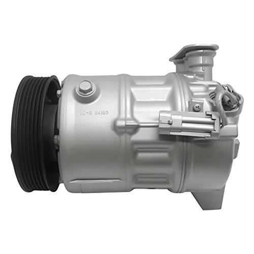 RYC Remanufactured AC Compressor and A/C Clutch IG565