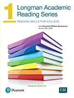 Longman Academic Reading Series 1 Student Book with Essential Online Resources