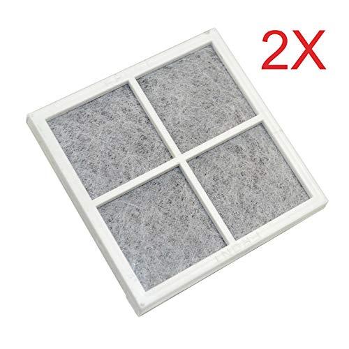 UTP 2 x Kühlschrank-Luftfilter für LG LT120F ADQ73214404 ADQ73334008