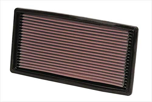 K&N 33-2042 Motorluftfilter: Hochleistung, Prämie, Abwaschbar, Ersatzfilter, Erhöhte Leistung, 1991-2007 (Blazer, S10, Camaro, Astro, Jimmy, Sonoma, Safari, Typhoon, Hombre)