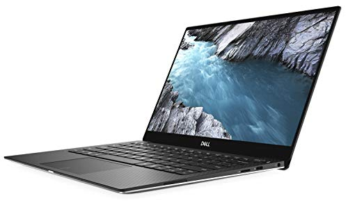 """New XPS 13 7390 Laptop 13.3"""" 4K UHD Touch Display 10th Gen Intel Comet Lake Core i7-10510U up to 4.9 GHz F Reader Best Notebook Stylus Pen Light Platinum Silver (1TB SSD