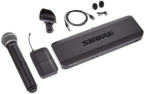 シュアー SHURE BLX1288J CVL-JB コンボワイヤレスシステムセット ワイヤレスマイク