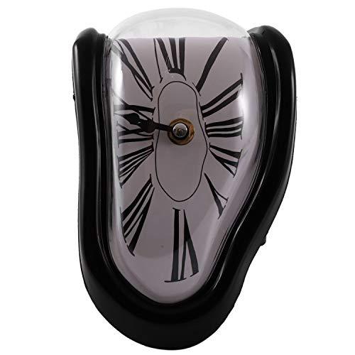 bobotron Surreal - Reloj de pared con diseño de salvador y dali