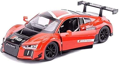 La relación de la pintura 1:24 4WD super deportivo coche truco coche carreras modelo cochecito de metal fundido puerta pull-back acción detaile'd sonido interno y lighti JoinBuy.R