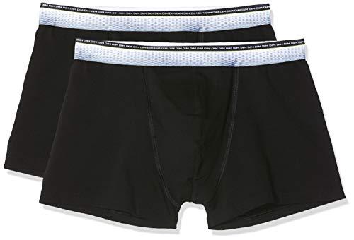 Dim Boxer Absolu Fit X2, Negro (Noir/Noir 0hz), XX-Large (Talla del Fabricante: 6) (Pack de 2) para Hombre
