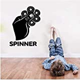 Game,whirligig,spinner,hand, boys bedroom Handmade controller video game kid 32 *...