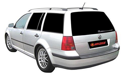 Solarplexius Auto-Sonnenschutz Scheiben-Tönung passgenau für VW Golf IV Variant Bj. 96-06 Keine Folie Komplettsatz