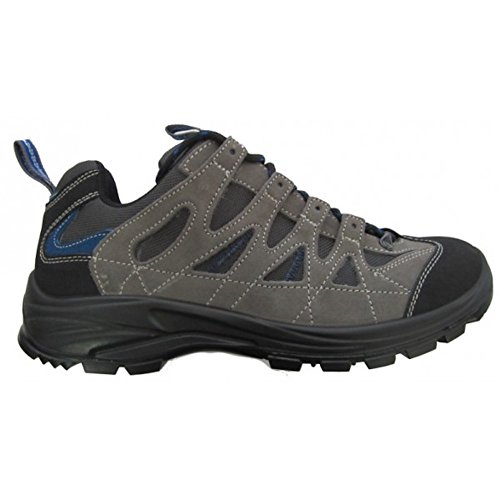 GARSPORT - Zapatillas de Senderismo de Piel Vuelta Hombre