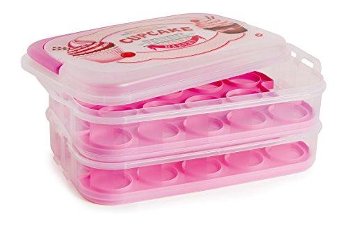 Snips Cupcake-container/-box, polypropyleen, 1,4 liter