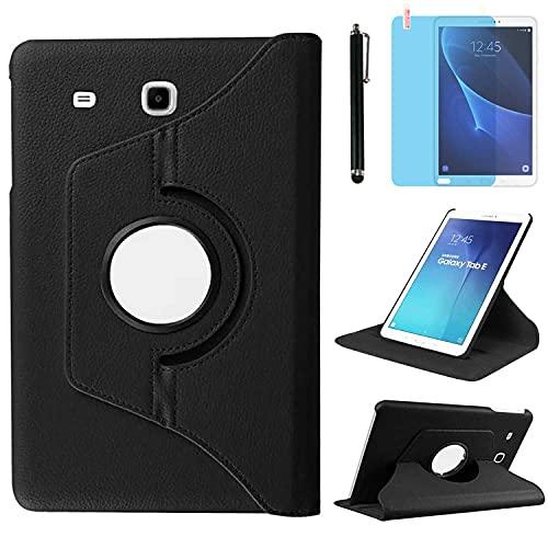A32-360 Rotating Samsung Galaxy Tab E 8.0 Inch (SM-T378 T375 T377) (Green)
