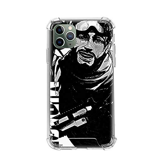 Tznzxm Apex Legends Case For iPhone Airbag Anti-Fall Soft Phone Cover Color_02 For Funda iPhone 6/Funda iPhone 6S Cases