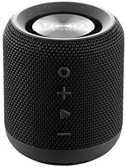 Vieta Pro Easy - Altavoz inalámbrico (True Wireless Bluetooth, Radio FM, Reproductor USB, auxiliar, micrófono integrado, resistencia al agua IPX6, ...