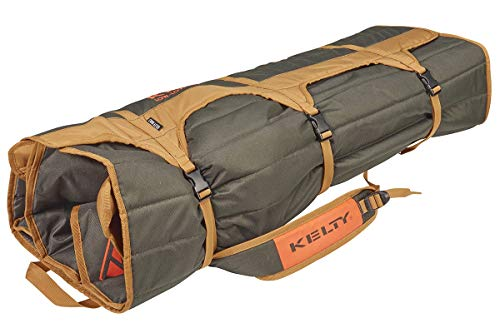 Kelty Low-Love Seat Camping Chair, Deep Lake/Fallen Rock - Portable, Folding...